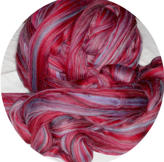 Ashland Bay merino wool roving to spin or felt